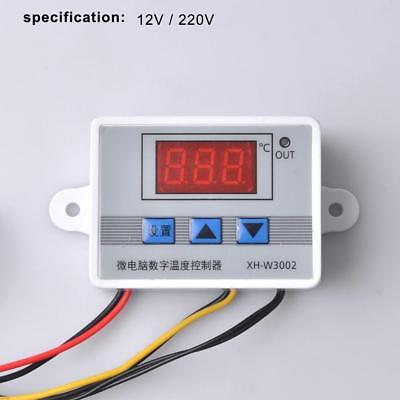 Digital LED Temperature Controller 220V 12V 10A Thermostat Switch Controller BT