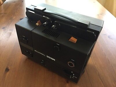 New!! Bell And Howell Projector Model 33 Sr