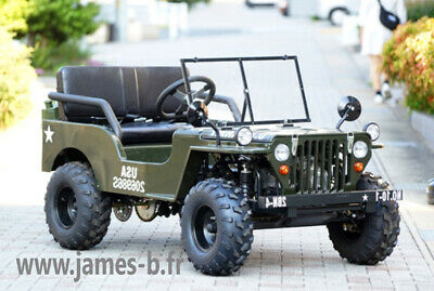 Mini Jeep James B 150 cc