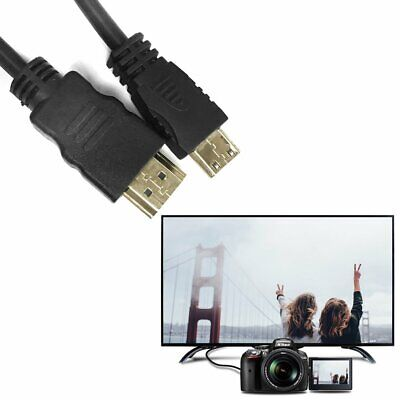 1m HDMI to HDMI / Mini Hdmi / Micro HDMI Adapter HD Cable Kit for PC TV Table LU