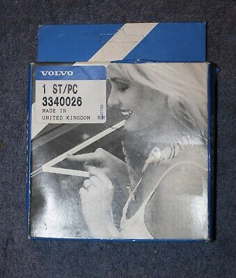 Volvo 340 440 Streifen Kit silber stripe kit silver NOS new old stock
