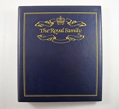 Royal Family Collection Of 9 Coin & Stamp First Day Covers