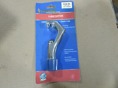 """Imperial 312-FC Professional Tube Cutter 1/4"""" thru 1-5/8"""" NEW!!! Factory Sealed"""