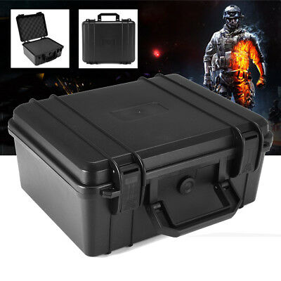 Hard Carry Flight Case Waterproof Storage Bag Organizer Portable Camera Tool