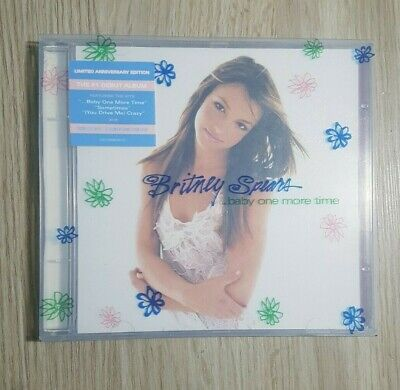 Britney Spears - Baby One More Time Limited Anniversary Edition with PVC Sleeve