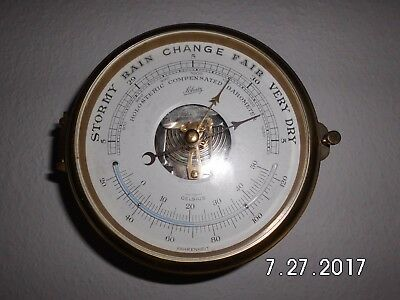 Schatz Holosteric compensated Barometer