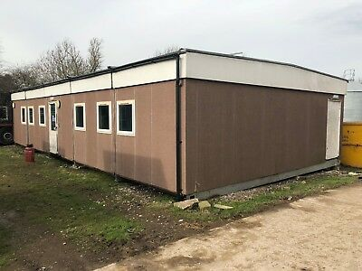 Modular Building, Modular Classroom, Portable Office