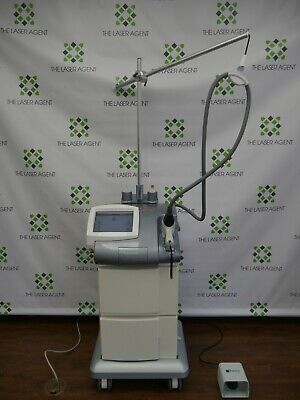 2012 Cynosure Vectus w/ Skintel, big + small spot size tips, hair removal, 810nm