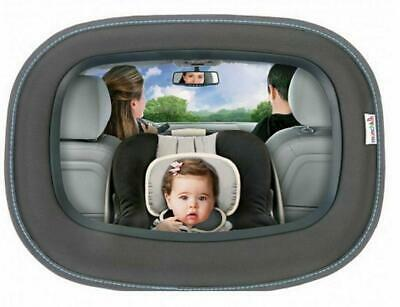 Munchkin In Sight Mirror In-Car Baby/Child View Mirror to Monitor Child/Baby