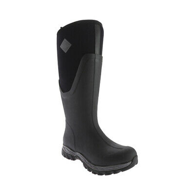 Muck Boot Co Arctic Sport II Tall Black Hot Pink Women Sizes AS2T-400 BRAND NEW