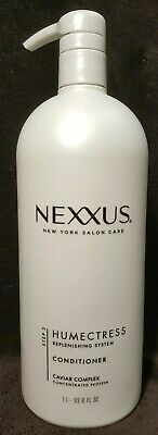 Nexxus Humectress CAVIAR COMPLEX Concentrated Protein Conditioner ~ 33.8 oz
