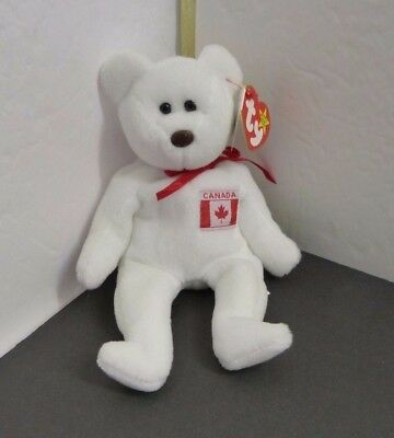 7b6ecf6380b Ty Beanie Baby Maple - MWMT (Bear Canada Exclusive 1996)