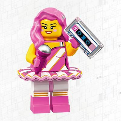Lego® 71023 Minifigures Minifig Movie 2 Grande Aventure - Candy Rapper