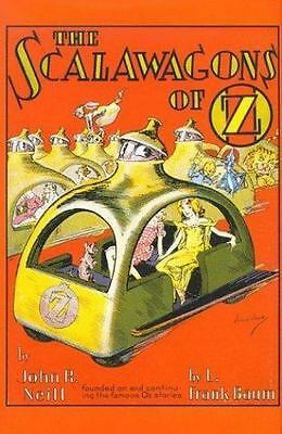 The Scalawagons of Oz