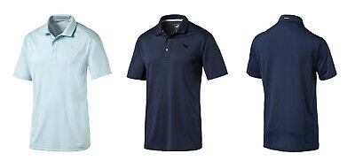 PUMA Golf Rickie Fowler Mens POUNCE Polo NWT pick size and color