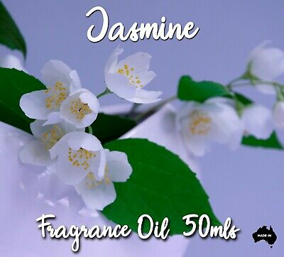 Jasmine Top Quality Fragrance Oil, 50 Mls - Candles, Soaps