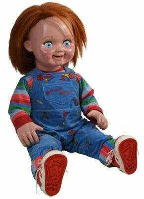 CHILD'S PLAY CHUCKY DOLL Good Guys Doll Trick or Treat Studio PREORDER it Now!