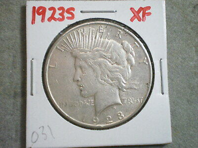1923-S Peace Silver Dollar/ Super Deal