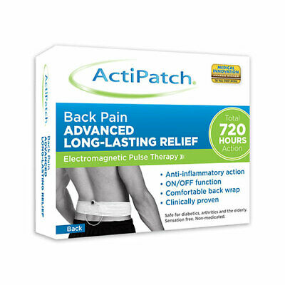 NEW Actipatch Back Pain Device