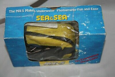 VIntage  MX 5 Sea & Sea underwater  camera  Camera Boxed