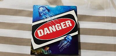 Deadly and Dangerous - Australia's Box Jellyfish 1oz Silver Proof Coin