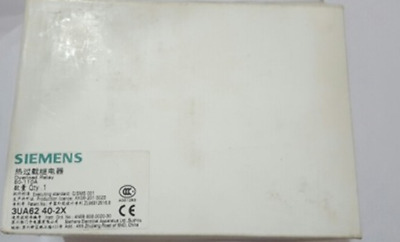 1PC New For Siemens Thermal overload relay 3UA6240-2X #RS8