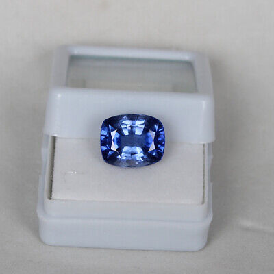 Madagascar High Resilience Sapphire 5.35 Carats