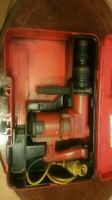Hilti TE72 Combination drill Monster - Breaker 110v