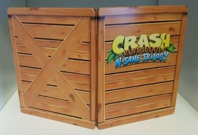 Crash Bandicoot N' Sane Trilogy SteelBook (SteelCase)