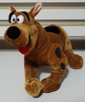 SCOOBY DOO Begging SCOOBY DOO DOG Super Soft Plush Doll Toy BNWT  35cm tall