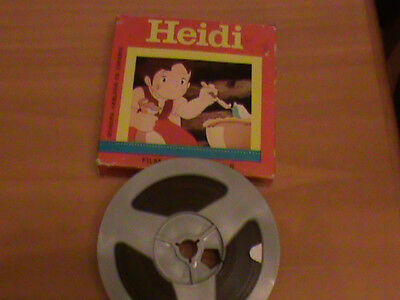 Pelicula super 8 Heidi (Don pitchy)