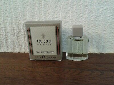 Miniature De Parfum Gucci Nobile Edt 1.5 Ml