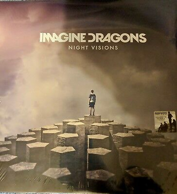 Imagine Dragons - Night Visions [New Vinyl] - FREE SHIPPING