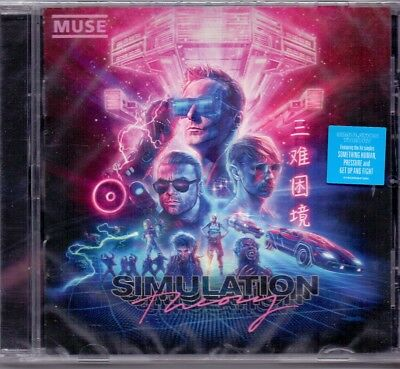 Muse - Simulation Theory (CD Album)