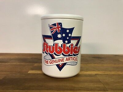 Vintage Willow Stubbies The Genuine Article Beer Can Stubby Holder