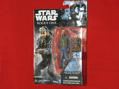 "3.75"" STAR WARS Rogue One figure: Bohdi Rook Sealed"