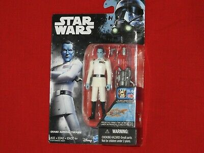 "3.75"" STAR WARS Rogue One figure: Grand Admiral Thrawn - Heir to the Empire"