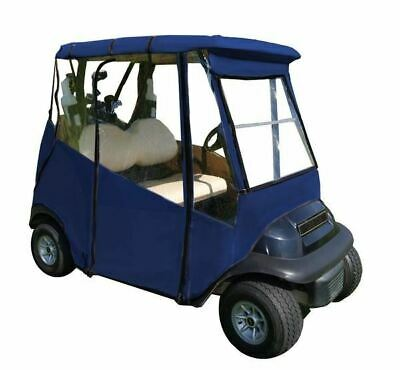 Doorworks Golf Buggy Universal Enclosure Cover 4 Sided Blue