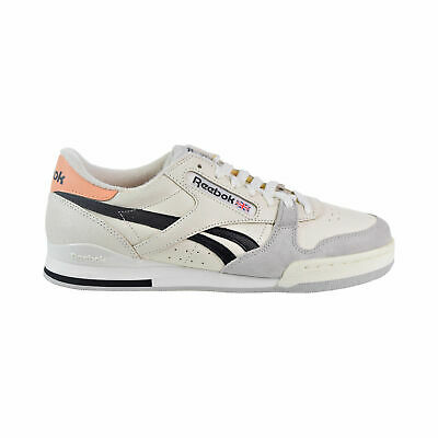 f78323092b6296 REEBOK MEN S PHASE 1 Pro Ft Classic Chalk Sunbaked Orange Gry Casual ...