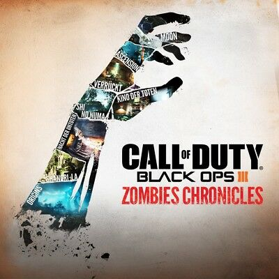 Call of Duty: Black Ops III Zombies Chronicles Edition (PS4 & XBOX ONE) NEW