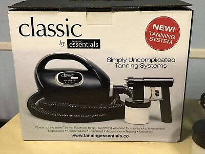 Spray Tanning System - Classic By Essentials