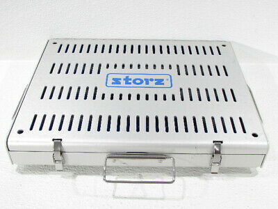 Storz E7515 Medical Instrument Tray 20-25 Instruments - Microsurgical
