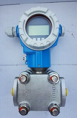 ENDRESS+HAUSER Deltabar S PMD75 differential pressure transmitter NEW