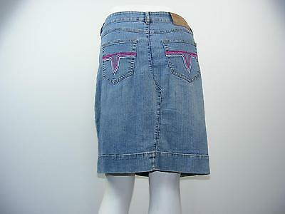 Diesel Lagerfeld Gallery Denim Skirt Jean Denim Skirt Size 27 Nwt Made In Italy Clothing, Shoes & Accessories