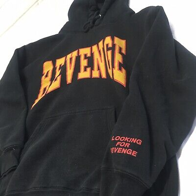 b95bf1459969 Revenge Summer Sixteen Tour Drake And Future Looking For Revenge Hoodie Size  M