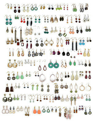 Earring wholesale lot 55 pairs mix great quality  brand new