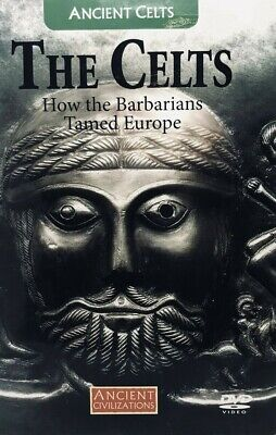 Ancient Civilizations The CELTS How The Barbarian Tamed Europe DVD + Book NEW R0