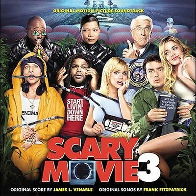 Scary Movie 3 : Sountrack CD ( New )