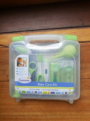 Summer Baby care kit 9 pieces NEW
