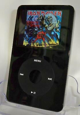 Refurbished Apple iPod Video classic 5th 5.5 Generation Black (80 GB) A1136